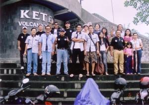 Di Ketep, Pos Pengamatan Gunung Merapi