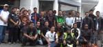 Foto bareng anggota BMW CCI dan Klub Ninja